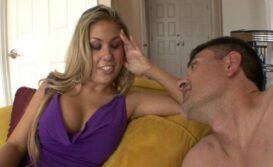 Mulher adora ver o marido fode outra