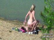 Ex namorada dando perto do rio