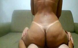 Casal amador caiu na net na Livecam Exibição ao vivo Sexlog!